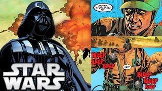 Darth Vader's RAGE Against the Rebellion's Army (Canon) - Star Wars Explained