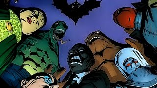 Top 5 Batman Villains Who Should Be in the Movies