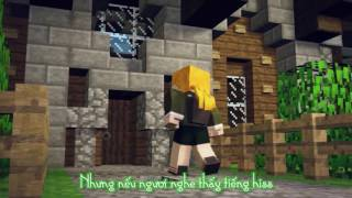 [Minecraft Vietsub Song] Destroy You - Phantaboulous