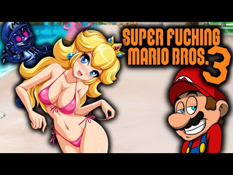 SUPER FUCKING MARIO BROS. 3 - WORST VACATION EVER! [FNAFB Spinoff - Early Version]