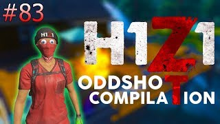 THIS SOLO ENDING WAS INSANE... | H1Z1 - BEST ODDSHOTS AND STREAM HIGHLIGHTS #83