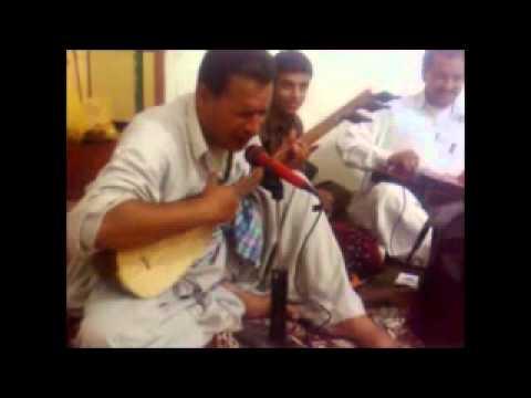 Balochi mehfil zahedan new song (koshta mana Gola - Benju By: Ustad Omar Sami).avi