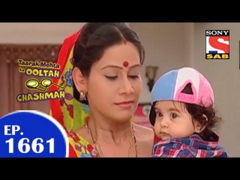 Taarak Mehta Ka Ooltah Chashmah -  तारक मेहता - Episode 1661 - 29th April 2015