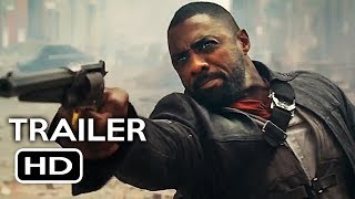 The Dark Tower Official International Trailer #2 (2017) Matthew McConaughey, Idris Elba Movie HD