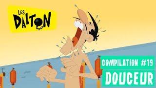 Les Dalton -  Un peu de douceur dans ce monde de brute - Compilation HD