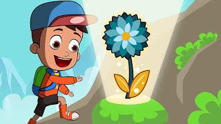 Pinkie so Sick Cartoons Learning Video for Children, Nursery Rhymes Songs for Kids!
