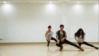 DANCE CLASS :Survivor/ I will survive Minhx dance class - Lecirque Dance studio