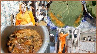 Aaj School se Jaldi Aa gayi fir mene Kya kiya | Arvi patta sabji Recipe | Watch | Today