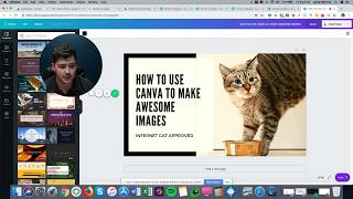 How To Use Canva To Make Awesome Images