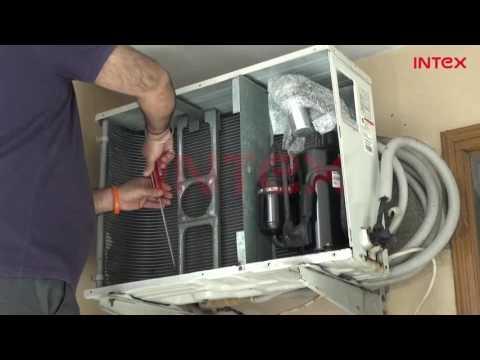 Xxx Mp4 Split AC Outdoor Unit Wet Service Process Hindi 3gp Sex