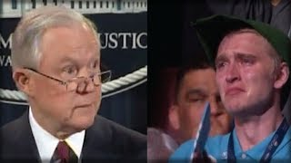 DEMOCRATS CRYING IN WEST WING AFTER SEEING WHAT JEFF SESSIONS DID AFTER CLOSING DACA