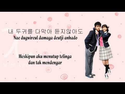 AS ONE - SASSY GIRL CHUNHYANG OST [Han+Rom+Indo Sub] Lyrics