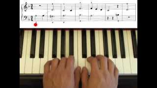 John Thompson`s easiest piano course, part 2, Sweet and Low