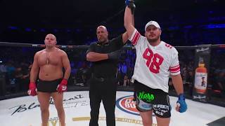 Bellator NYC Fedor Emelianenko vs Matt Mitrione Fight Highlights