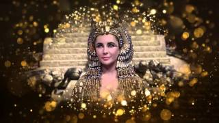 Egyptian Backing Visuals - walk like an egyptian mix
