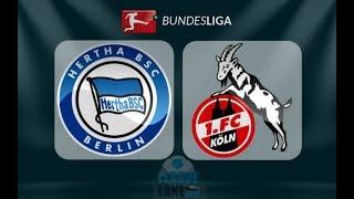 Koln vs Hertha BSC
