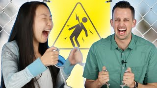 I Tricked My Friends Into Electrocuting Each Other