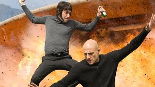 The Brothers Grimsby - Trailer #1
