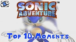 TheRunawayGuys - Sonic Adventure - Top 10 Moments