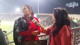 Go Meera Go... Lahore Stadium main Narrey