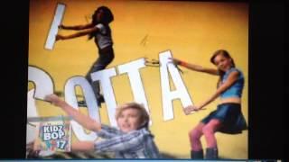 Kidz Bop 17 Commercial