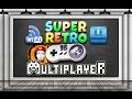 como jogar multiplayer wifi e bluetooth no super retro 16 pr