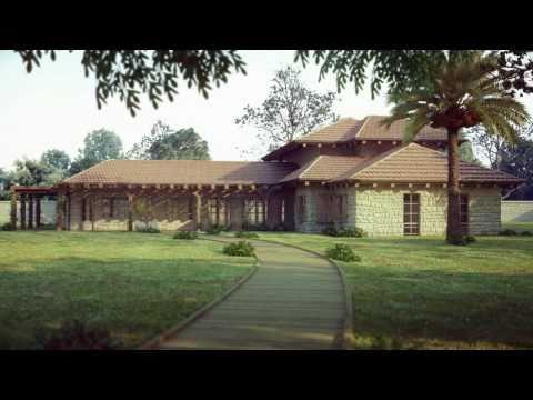 A Village House - Architecture Visualization