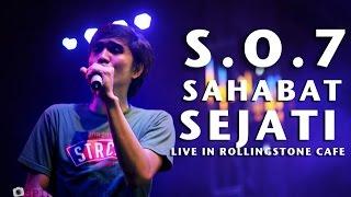 SHEILA ON 7 SAHABAT SEJATI   live in rollingstone cafe
