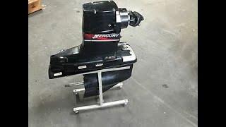 Mercruiser Bravo Maintenance / Removal