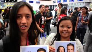 Comic-Con 2012 - Elementary Fan Love