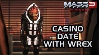 Mass Effect 3 Citadel DLC: Casino date with Wrex