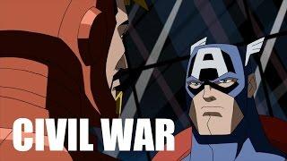 Captain America: Civil War - Trailer 2 - Earth's Mightiest Heroes Mashup