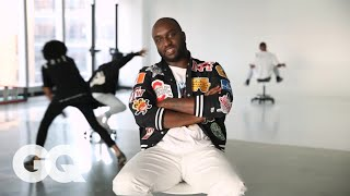 Watch Virgil Abloh of Off–White Talk Streetwear and Kanye West – Style and How-to   GQ