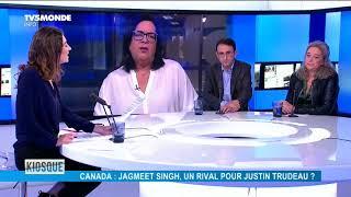 kiosque : Jagmeet Singh, un rival pour Justin Trudeau ?