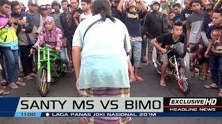 MPK (SANTY MS) VS CMT (BIMO) 2018 | NAFAS PENDEK