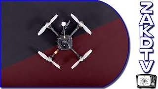 WORLDS FASTEST QUADCOPTER   Drone Race League Racer X  Gunness World Record Flight   Fastest Drone