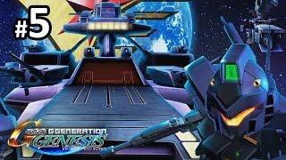 #5 Z Gundam 慘痛開場 SD Gundam G-Generation Genesis G 創世 (PS4 中文版)