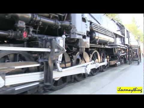 Real Steam Engine Trains Classic Trains Locomotives in Pomona California