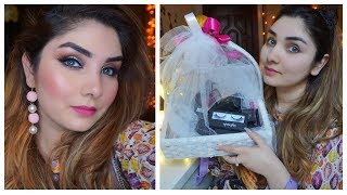 DESI MAKEUP || Sweet Touch London one brand makeup tutorial in urdu/hindi