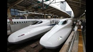New  Saudi Bullet train from Makkah to Madinah started operation with a speed limit of 330 km/hr