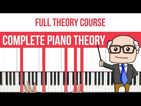 Xxx Mp4 Complete Piano Theory Course Chords Intervals Scales More 3gp Sex