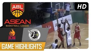 Alab Pilipinas vs. Formosa Dreamers | Game Highlights | ABL 2017-2018 | Dec. 16, 2017