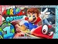 SUPER MARIO ODYSSEY Part 1: Super Mario auf Weltreise