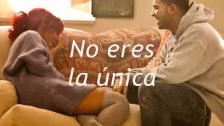 Drake ft Rihanna - Take Care (español)