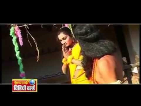 Barmha Vishnu Mahesh - Ambe Rani Tera Jhulna Re - Shehnaz Akhtar - Hindi(Bundelkhandi) Mata Jas