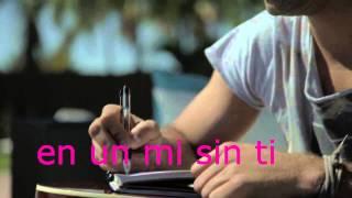 Jencarlos Canela - Un Mi Sin Ti. Letra y music video