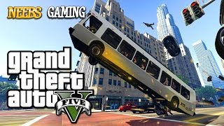 GTA 5 Speed Bus or Explode