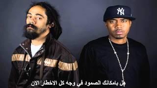 "Nas & Damian ""Jr. Gong"" Marley - Patience مترجمة"