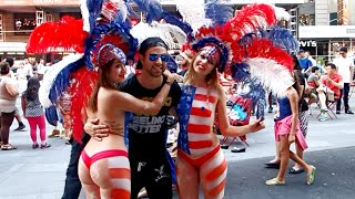 Sexy NEW YORK!!! | USA Trip Den 8