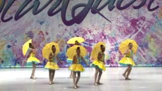 Laila Cheyenne 2015-2016 Dance 411 Company ...Trickle Trickle